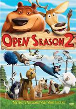 open_season_2 movie cover