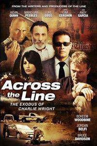 Across the Line: The Exodus of Charlie Wright main cover