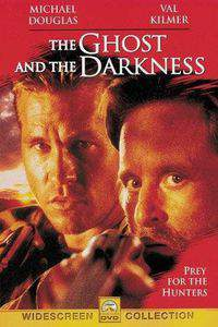 The Ghost and the Darkness main cover