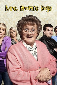 Mrs. Brown's Boys movie cover
