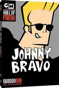 Johnny Bravo movie cover