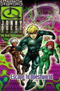 The Real Adventures of Jonny Quest movie cover