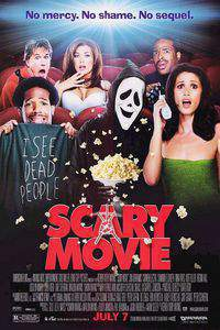 Scary Movie main cover
