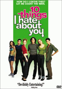 10 Things I Hate About You main cover