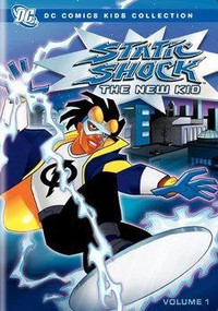 Static Shock movie cover