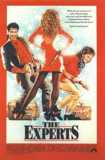 the_experts_1989 movie cover