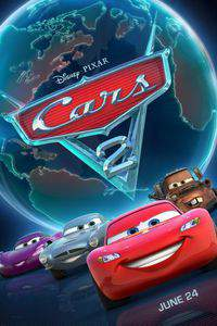 Cars 2 main cover