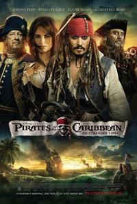 Pirates of the Caribbean: On Stranger Tides main cover