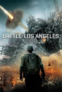Battle: Los Angeles main cover