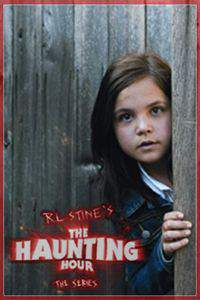 The Haunting Hour: The Series movie cover