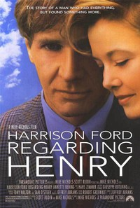 Regarding Henry main cover