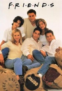 Friends movie cover