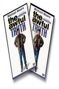 The Awful Truth movie cover