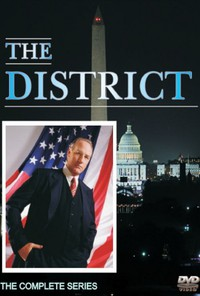 The District movie cover