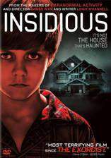 insidious movie cover