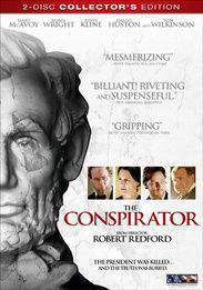 The Conspirator main cover