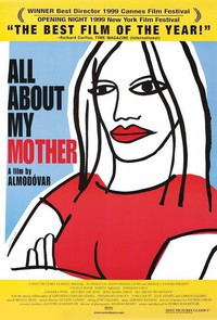 All About My Mother main cover