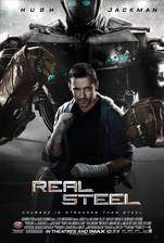 real_steel movie cover