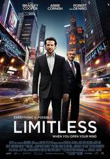 limitless movie cover