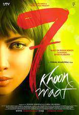 7_khoon_maaf movie cover