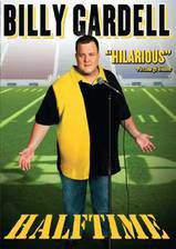 billy_gardell_haftime movie cover