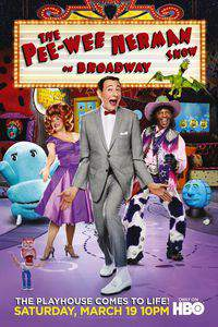 The Pee-Wee Herman Show on Broadway main cover