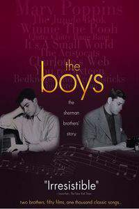 The Boys: The Sherman Brothers' Story main cover