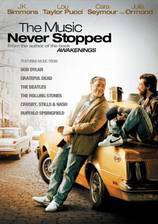 the_music_never_stopped movie cover