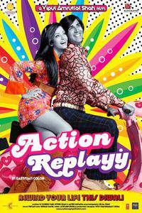 Action Replayy main cover