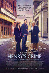 Henry's Crime main cover