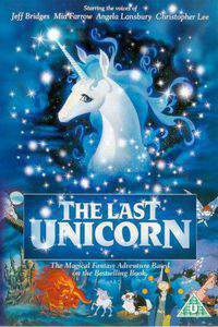 The Last Unicorn main cover