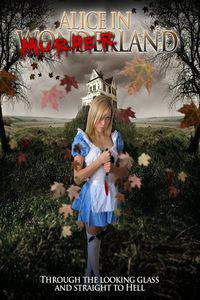 Alice in Murderland main cover