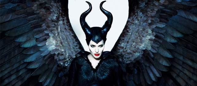 maleficent movie cover