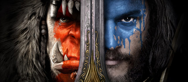warcraft movie cover
