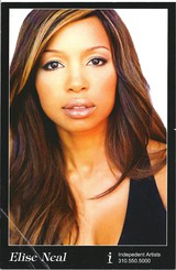 Actor Elise Neal