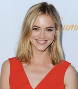 Actor Emily Wickersham