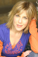 Actor Julie Wittner