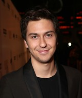 Actor Nat Wolff