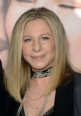 Actor Barbra Streisand