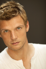 Actor Nick Carter