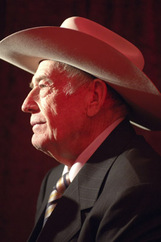Actor Doyle Brunson