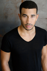 Actor Demetrius Joyette