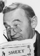 Actor Barry Fitzgerald