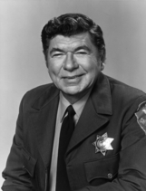 Actor Claude Akins