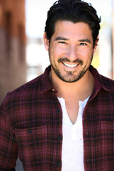Actor Derek Alvarado
