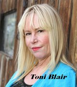 Actor Toni Blair