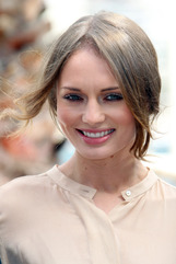 Actor Laura Haddock