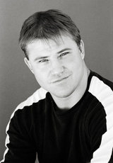 Actor Mark Wickham