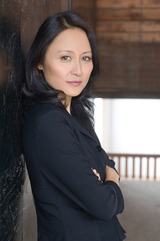 Actor Janet Lo