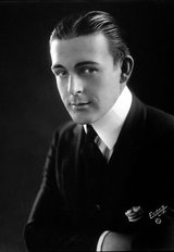 Actor Wallace Reid